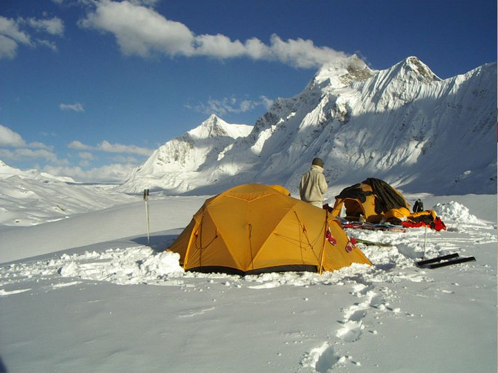 Snow Lake Biafo Hisper La Trek